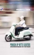 Ridders op witte scooters OMSLAG voor