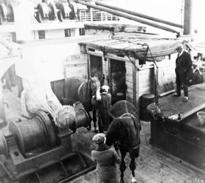 1912 Op de boot