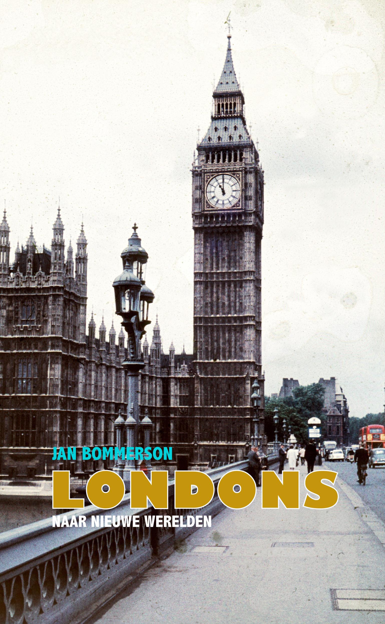 OMSLAG LONDONS
